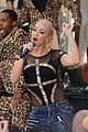 gwen stefani performs today show shares details about new album 21