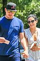 channing tatum jenna dewan take romantic stroll in nyc 05