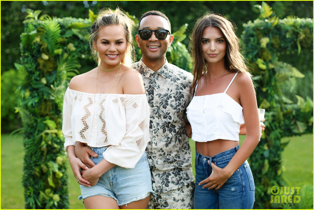 chrissy teigen hosts revolve fourth of july bash with john legend emily ratajkowski 093699283