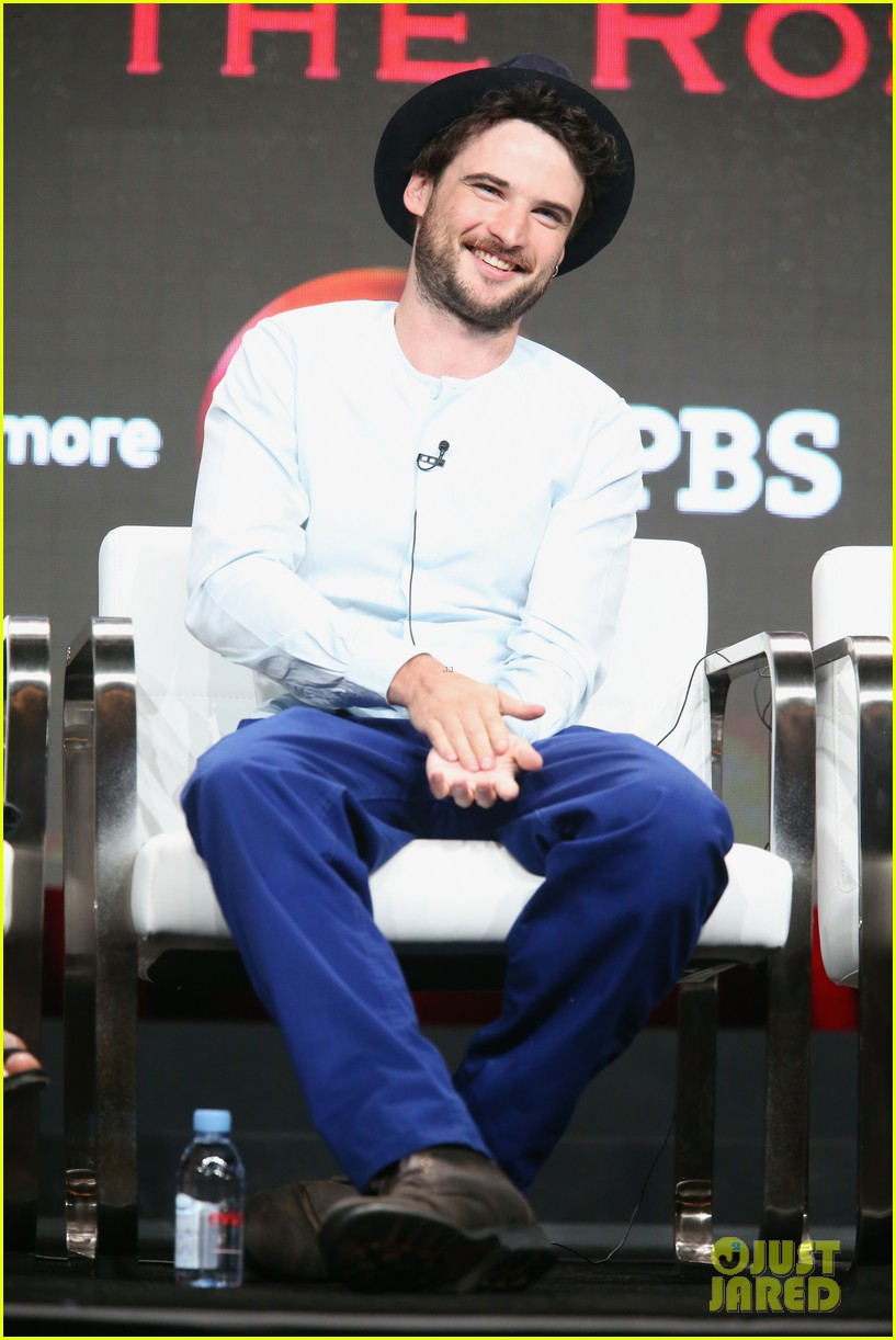 tom sturridge hollow crown 2016 tca tour 253722078