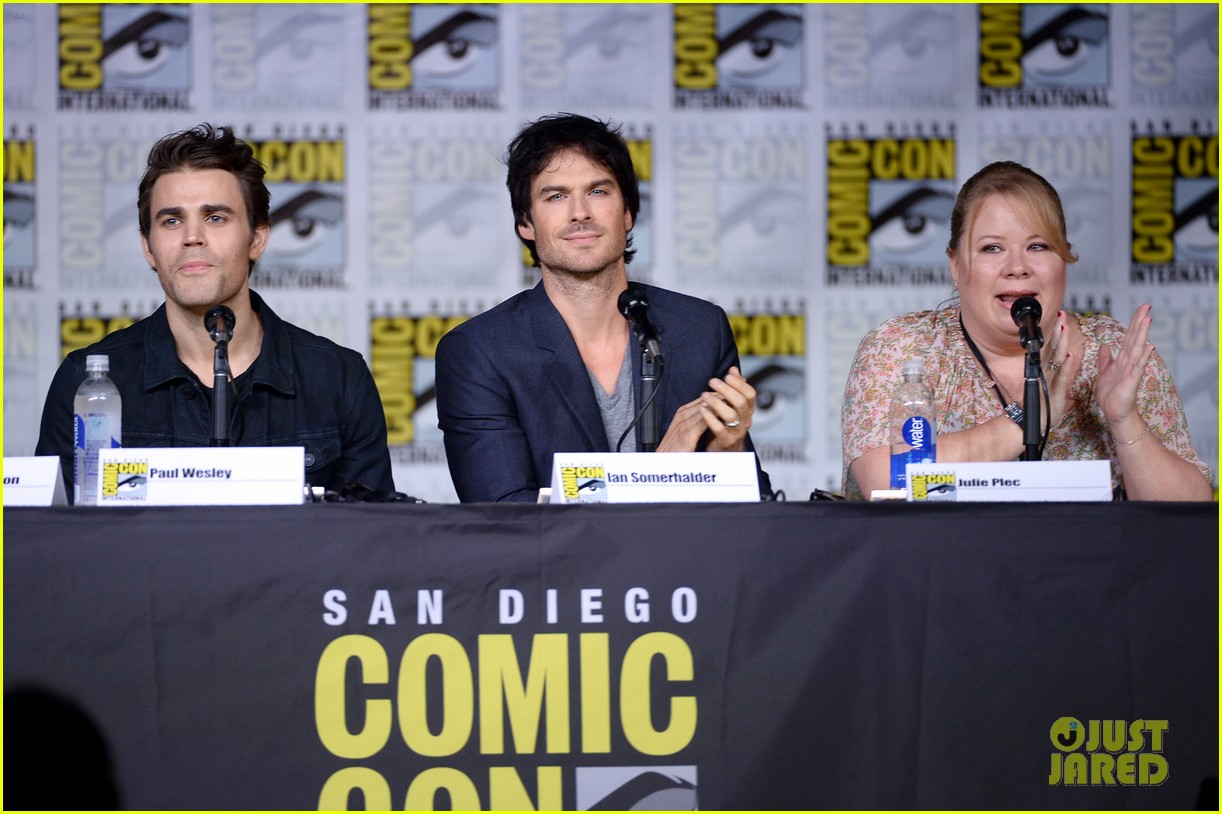 paul wesley birthday ian somerhalder tvd comic con 083715143