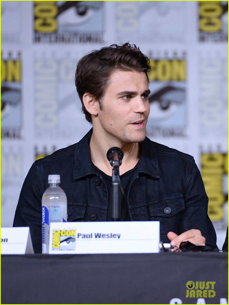 paul wesley birthday ian somerhalder tvd comic con 183715153