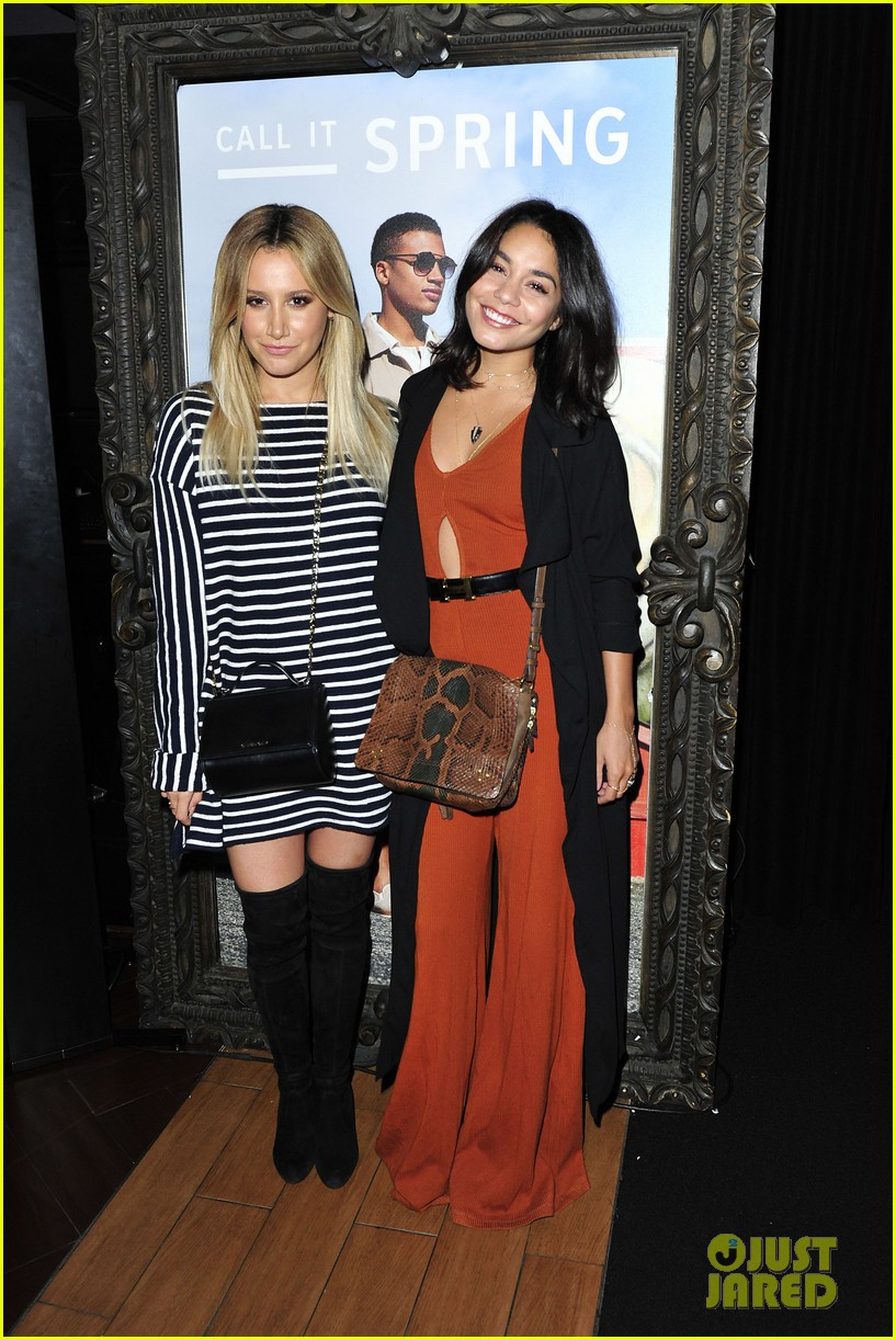 ashley tisdale vanessa hudgens call spring revival tour lounge 053702152