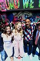 margot robbie will smith suicide squad block party 09