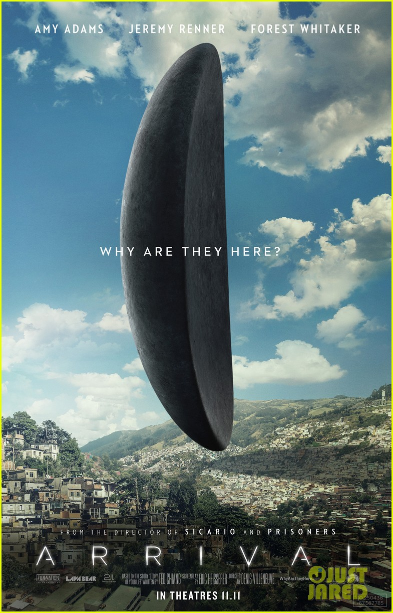 arrival trailer posters 053735136