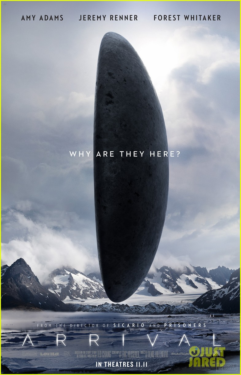 arrival trailer posters 073735138