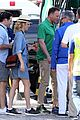 elizabeth banks spots matthew mcconaughey in the stands at the rio olympmics 2016 03