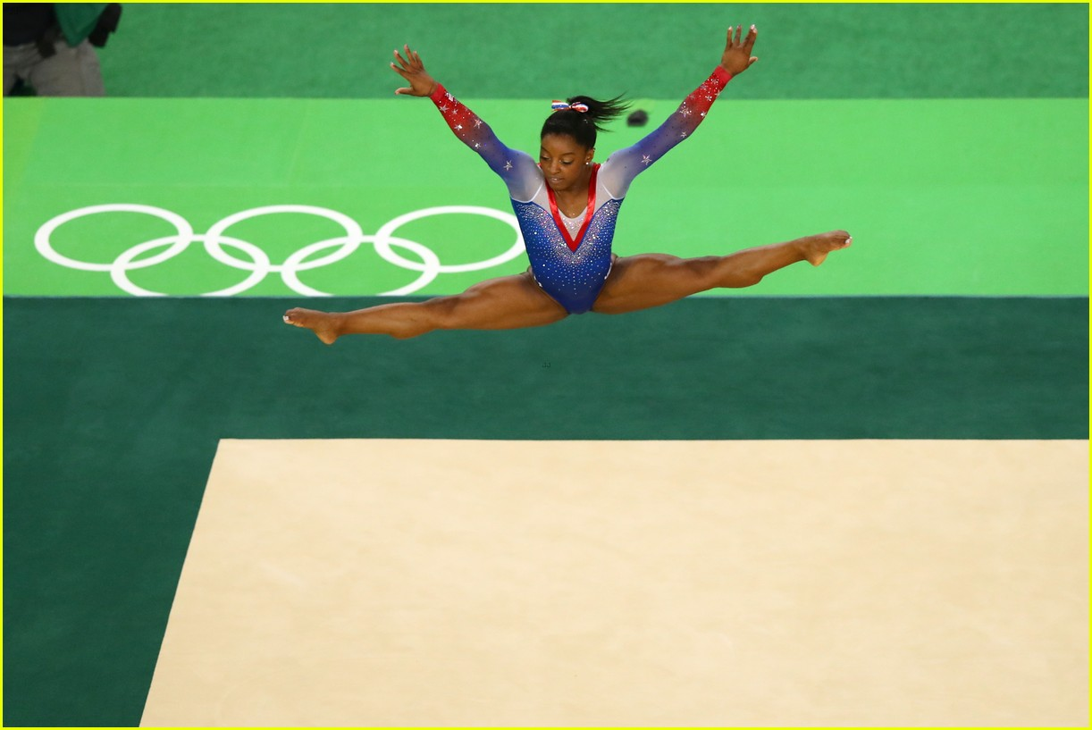 Simone Biles & Aly Raisman Take Gold