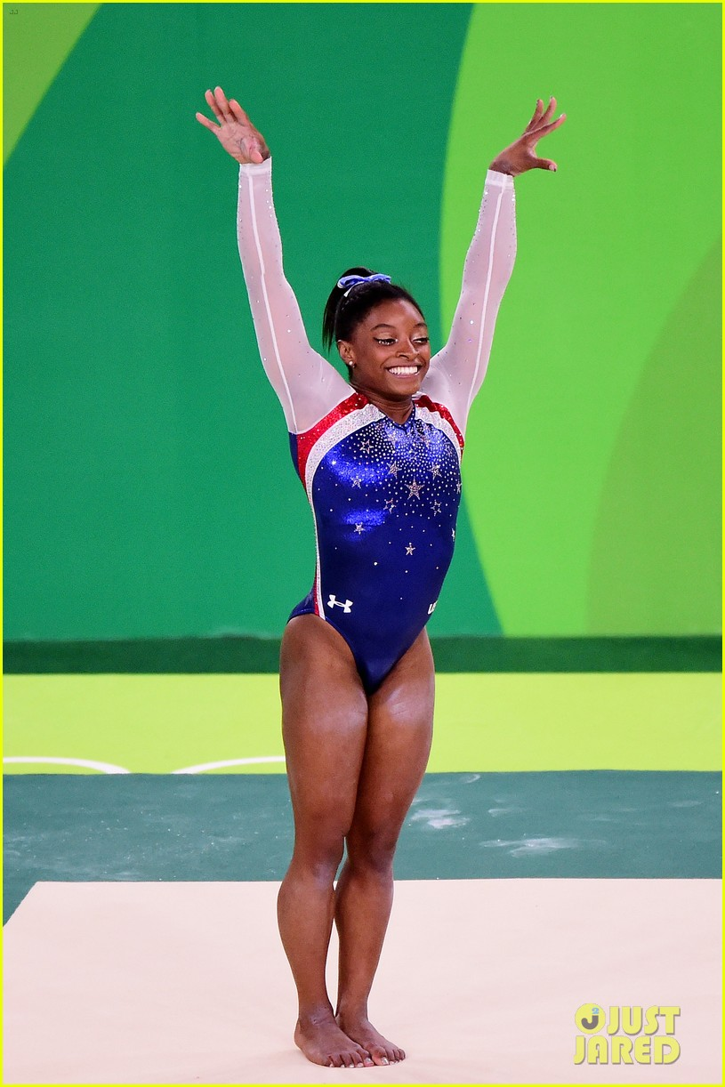 Lovely Watch Simone Biles U0026 Aly Raismanu0027s Amazing Floor Routines At Rio Olympics  2016 (Video)