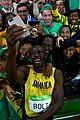 usain bolt wins third straight gold medal at rio olympics 13