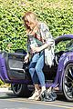 caitlyn jenner purple porsche woodland hills 21