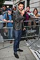 dominic cooper promotes his new play the libertine in london 04