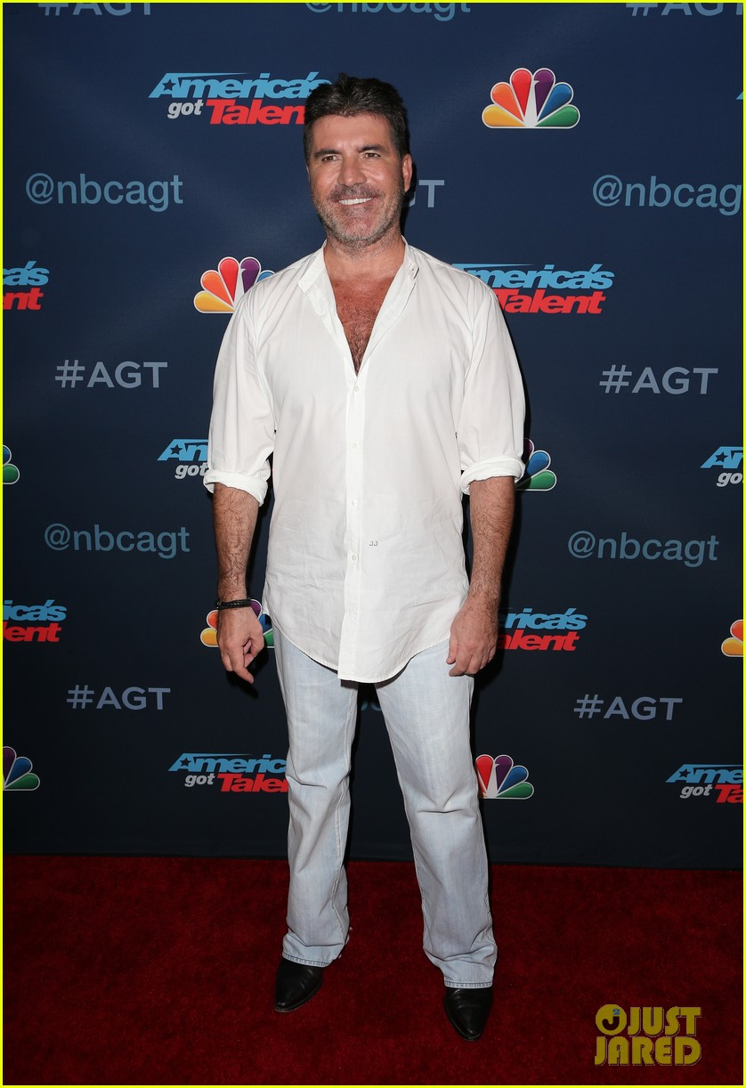 simon cowell howie mandel heidi klum mel b will be back for americas got talent 063724691