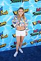 courtney eaton goes swimming with r5 at just jared summer bash 15