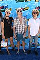courtney eaton goes swimming with r5 at just jared summer bash 19
