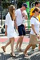 eddie redmayne wife hannah rio beach volleyball 26
