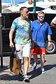 elton john david furnish vacation with children in st tropez 12