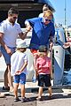 elton john david furnish vacation with children in st tropez 21