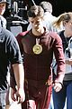 grant gustin films the flash season three303mytext