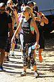 derek hough shirtless julianne move walk canyon 05