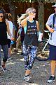 derek hough shirtless julianne move walk canyon 17