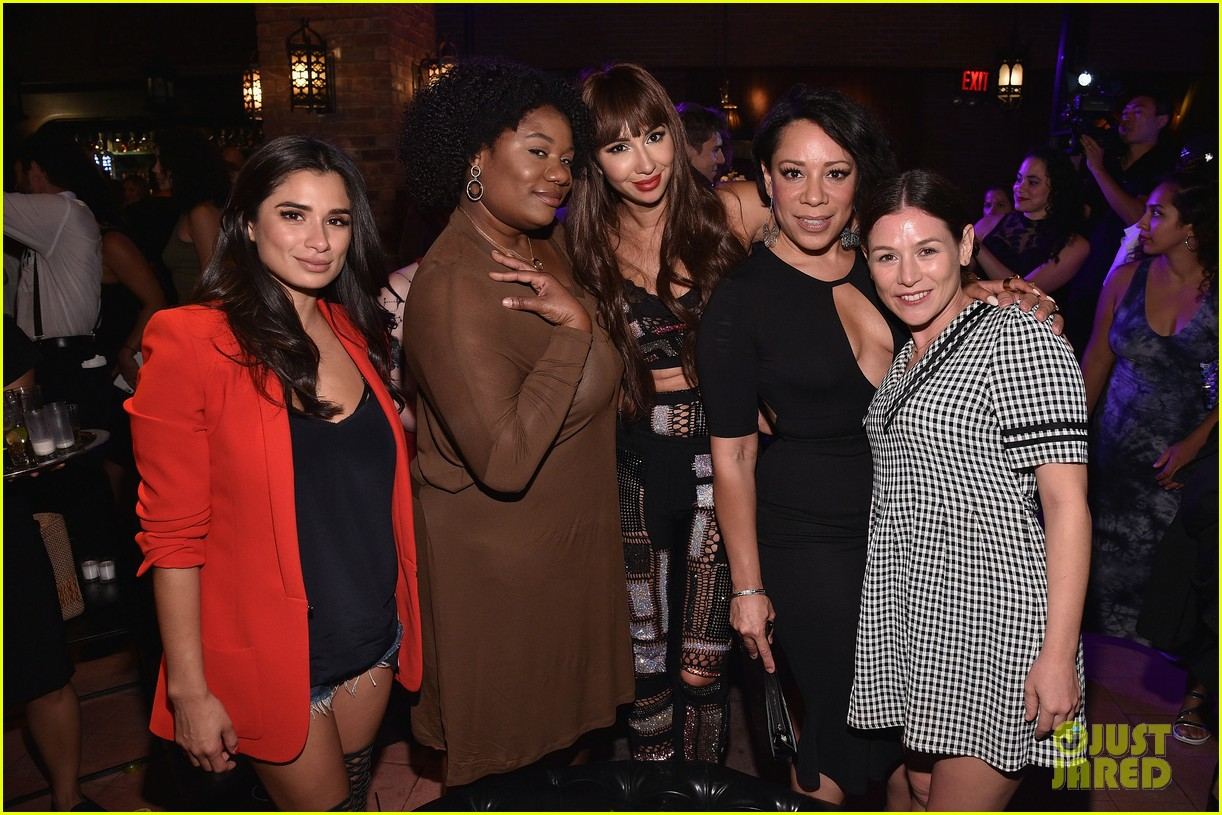 oitnb ladies support jackie cruz circle of centaurs show 023737425