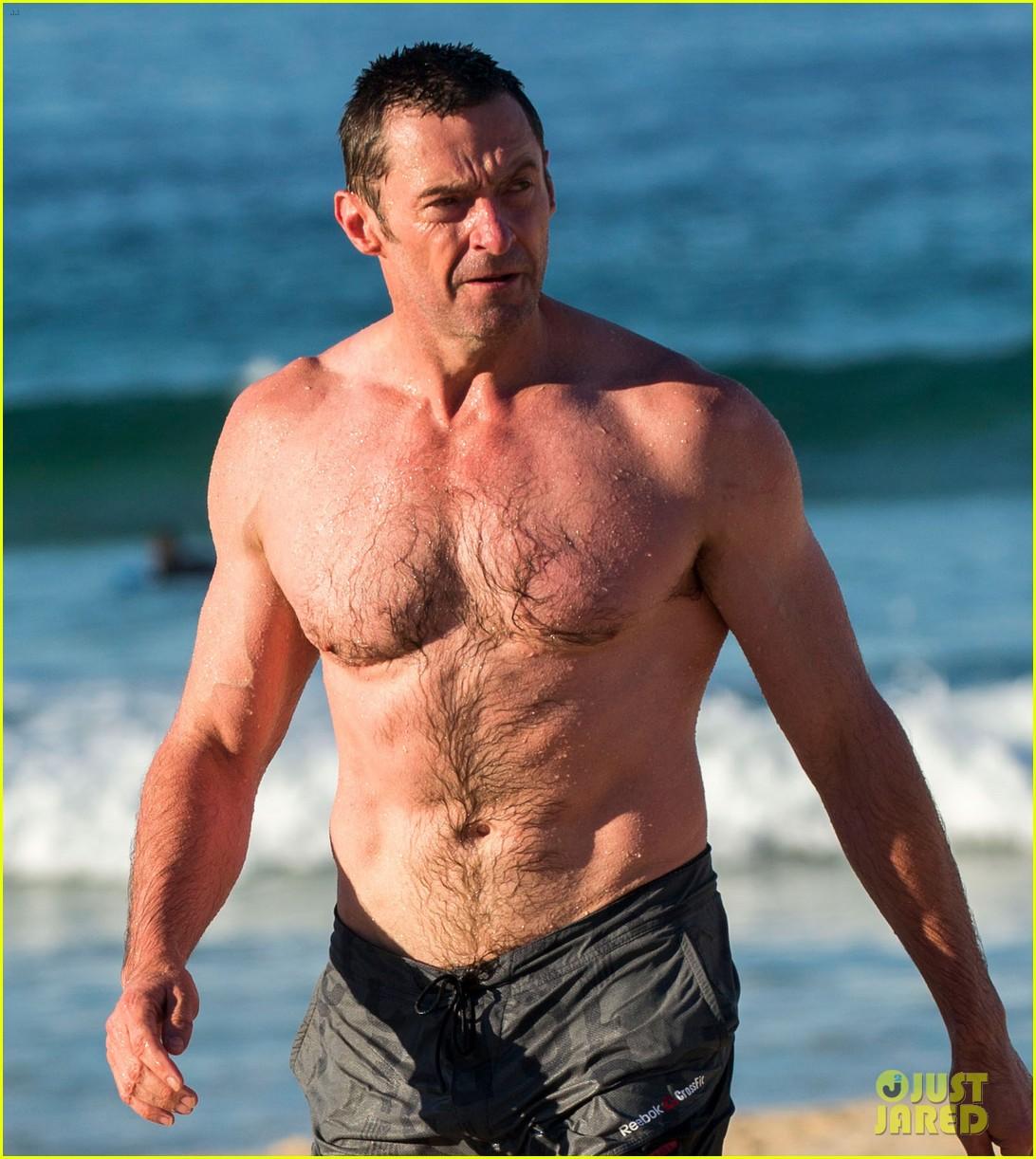 Hugh jackman body