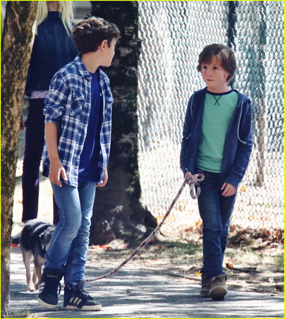 Jacob Tremblay Looks Unrecognizable While Filming Wonder With