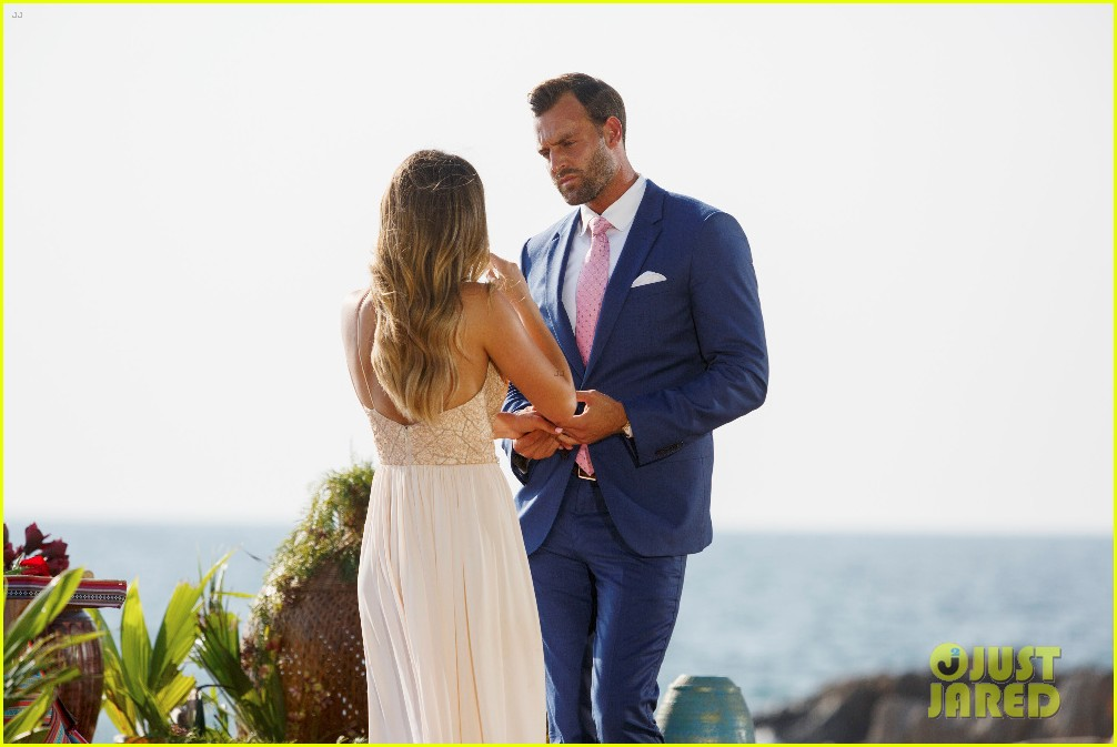 Watch Spoiler Propose To Jojo On The Bachelorette Finale Video