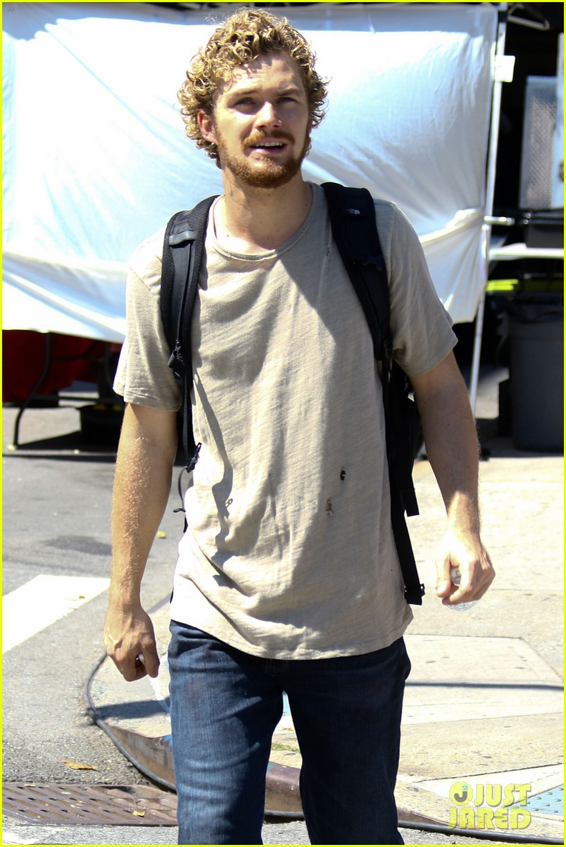 finn jones iron fist set photos 023745405