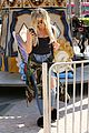 kourtney khloe kardashian ride a merry go round together 32