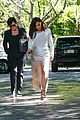 kim kardashian family lunch after car accident 25