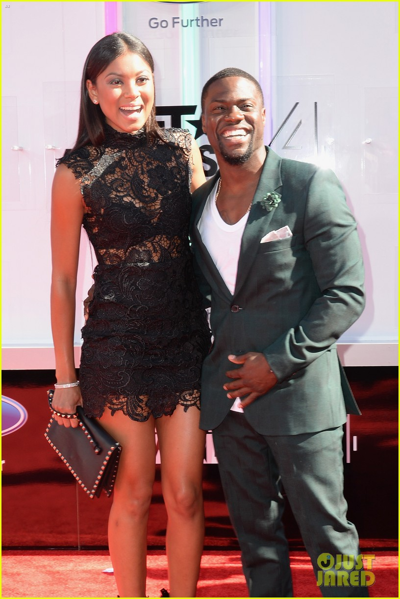 Kevin Hart Eniko Parrish Are Married