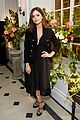lily james celebrates buberry black campaign 07