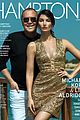 lily aldridge hamptons magazine cover michael kors 01