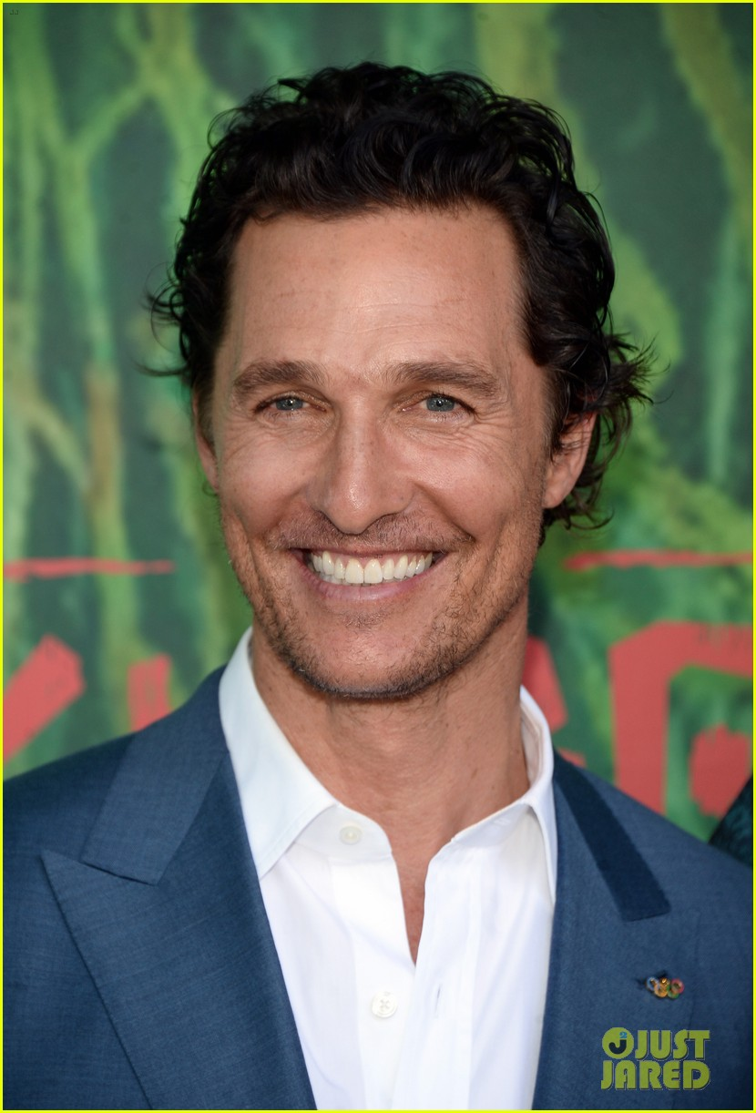 Matthew McConaughey Pr...