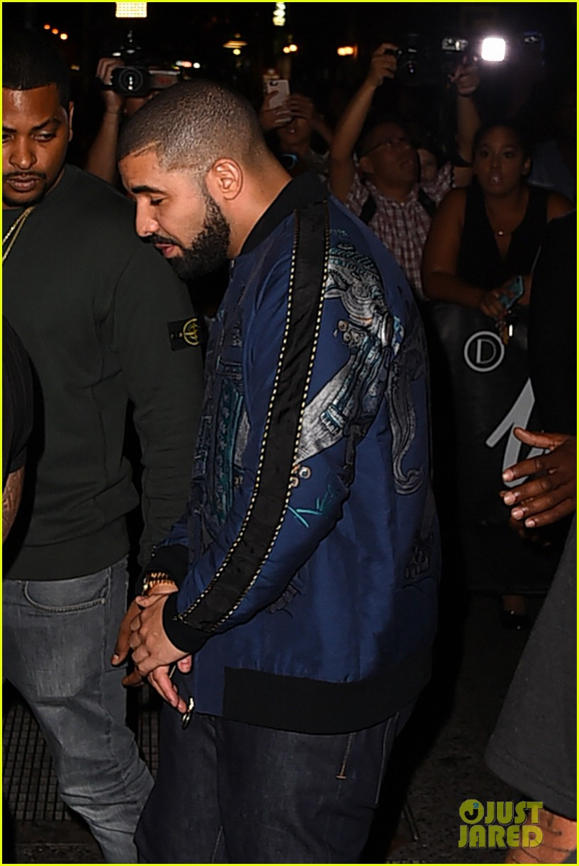 rihanna drake leave vmas after party together 113744244