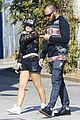 ronda rousey travis browne hang out in venice 17