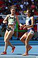 inspiring runners win rare olympic medal for sportsmanship 03