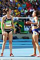 inspiring runners win rare olympic medal for sportsmanship 11