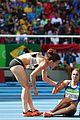 inspiring runners win rare olympic medal for sportsmanship 13