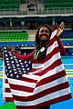 simone biles simone manuel meet up for epic olympics photo 02