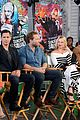 will smith suicide squad cast stops by good morning america 07