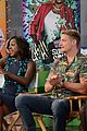 will smith suicide squad cast stops by good morning america 13