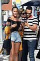 chrissy teigen john legend sunday beverly hills 01