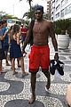 team usas olympic basketball team hang out on the beach in rio 17