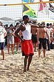 team usas olympic basketball team hang out on the beach in rio 41