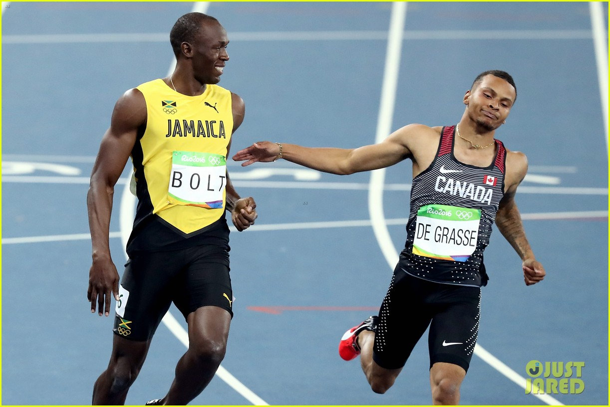 usain bolt first place 100m semifinals rio 203733723