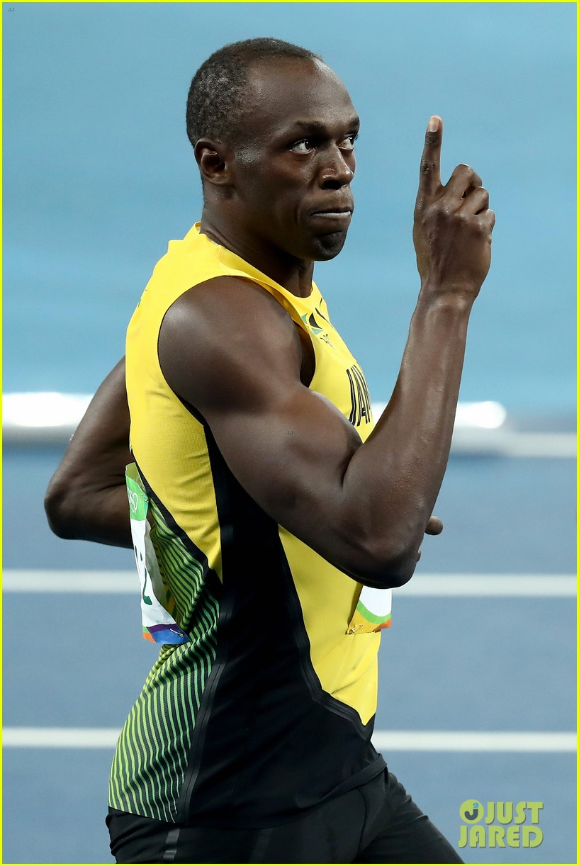 usain bolt first place 100m semifinals rio 273733730