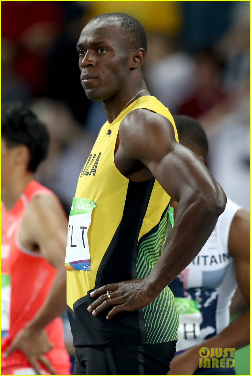 Usain Bolt Wins Third Gold Medal In 100m At Rio Olympics